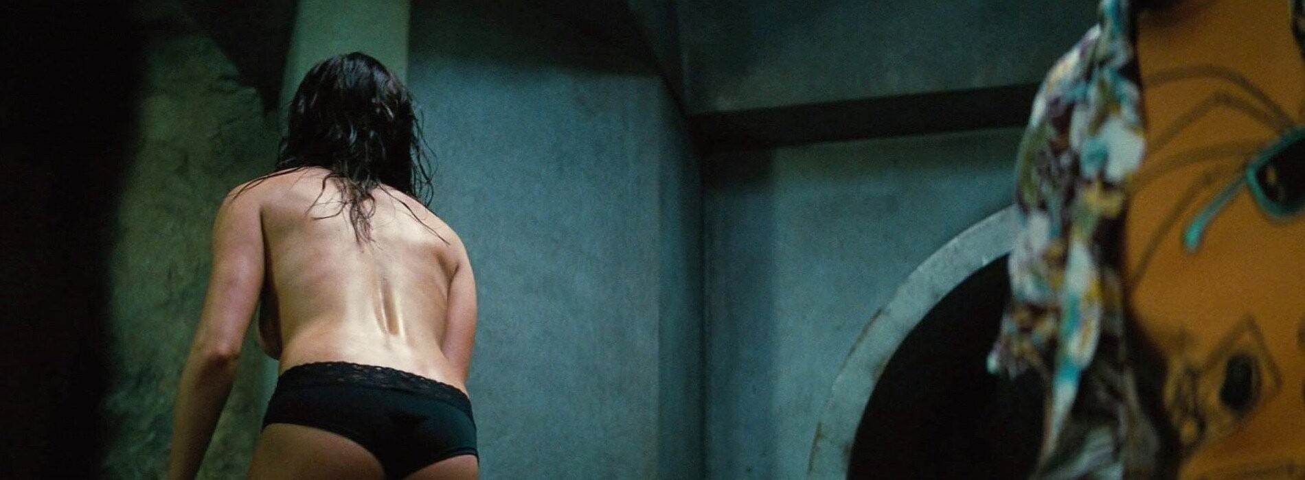 Rebecca Ferguson in Mission Impossible Rogue Nation 2015 fappenings.com 12